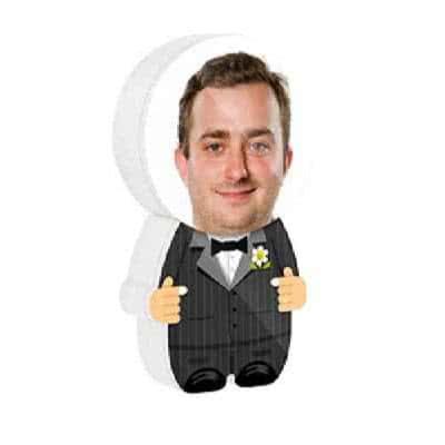 Clé USB photo personnalisées Marick