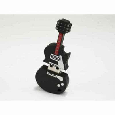 cl usb en forme de guitare rocker danton. Black Bedroom Furniture Sets. Home Design Ideas