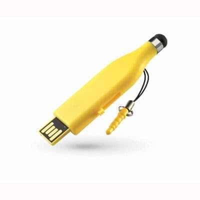 Clé USB Stylet avec cordon Lichah