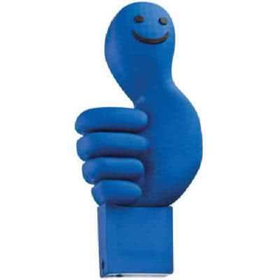 Clé USB main avec pouce levé Uriel