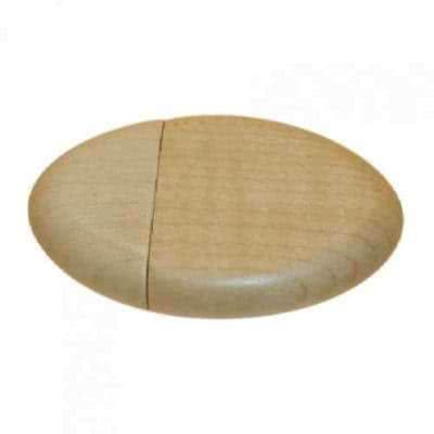 Clé USB en bois ovale Avic