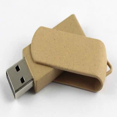Clé USB twister en abs Cleveland
