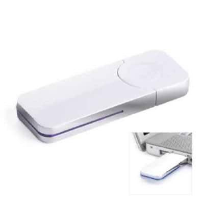 Clé USB plastique lumineuse futuriste