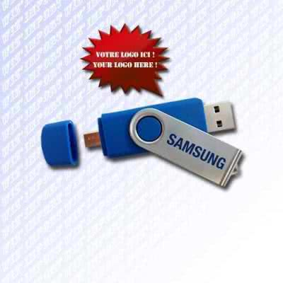Clé USB double connecteur Dareler
