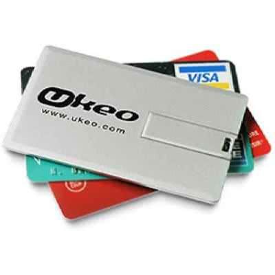 Cle USB Carte De Credit Hastu