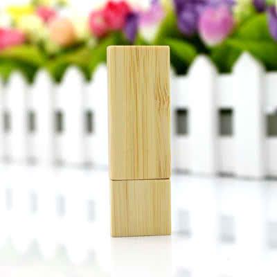 Clé USB en bois naturel Perez